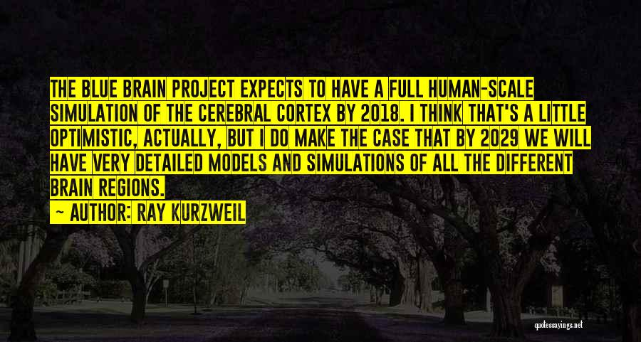 Detailed Quotes By Ray Kurzweil