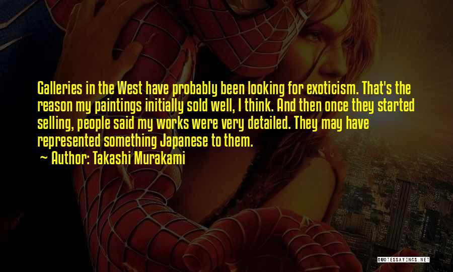 Detailed Quotes By Takashi Murakami