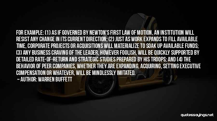 Detailed Quotes By Warren Buffett