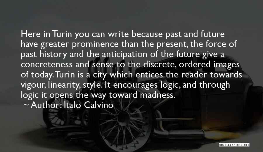 Detroit History Quotes By Italo Calvino