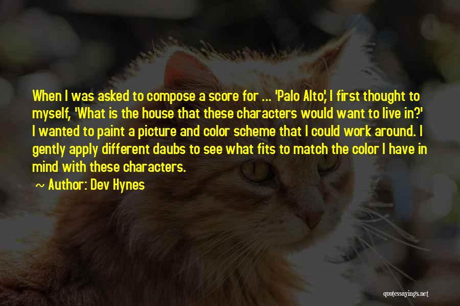 Dev Hynes Quotes 1127690