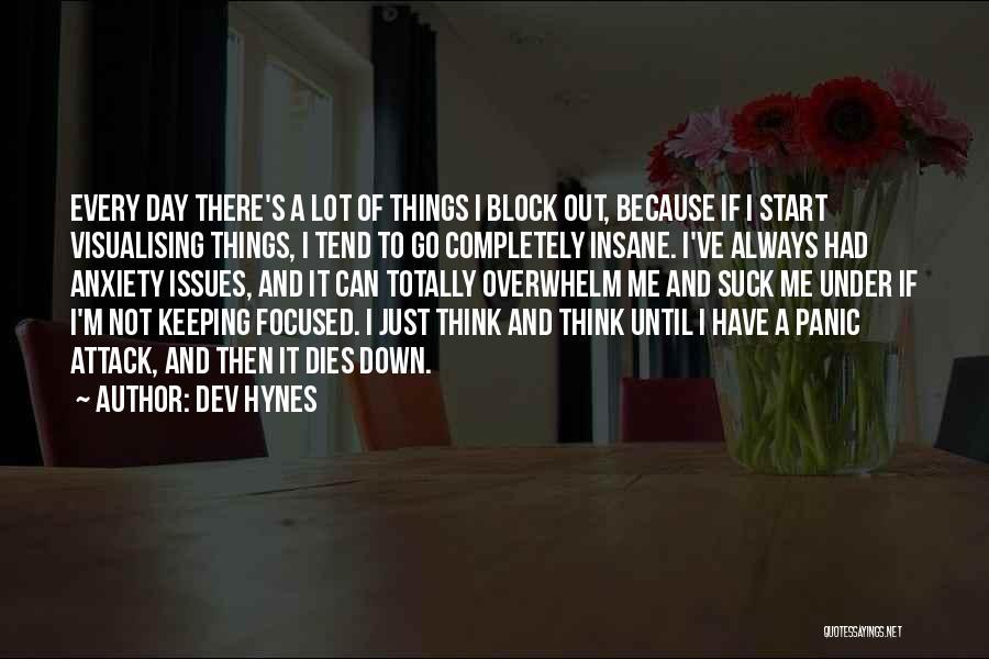 Dev Hynes Quotes 1280351