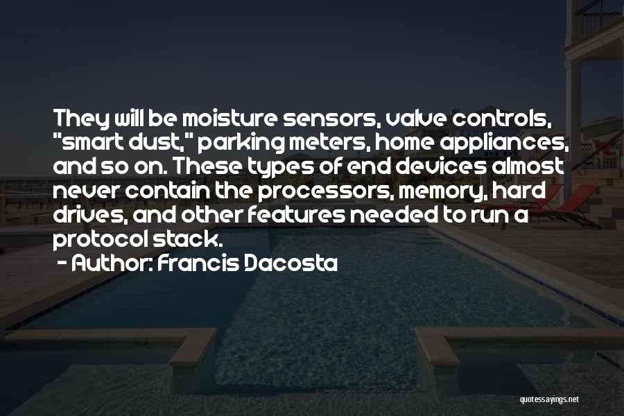 Devices Quotes By Francis Dacosta
