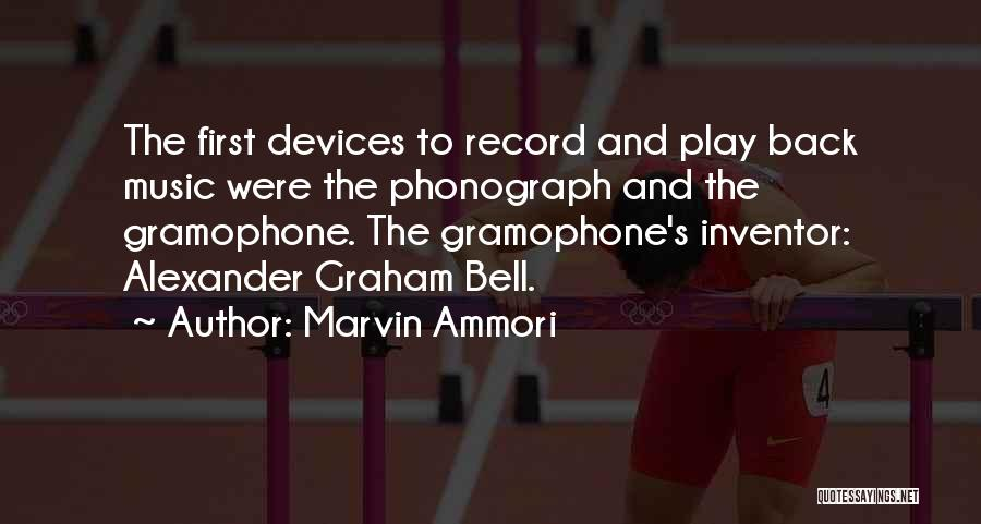 Devices Quotes By Marvin Ammori