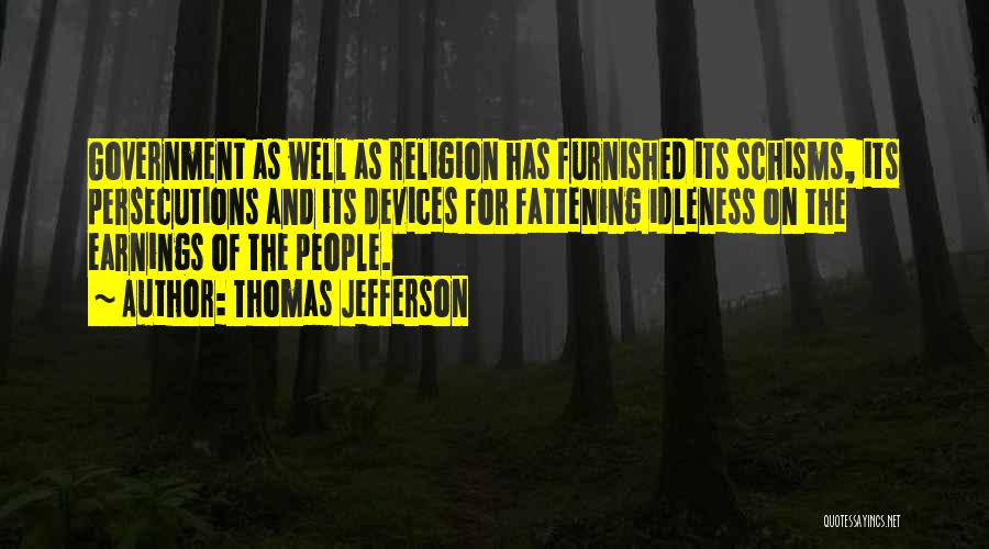 Devices Quotes By Thomas Jefferson