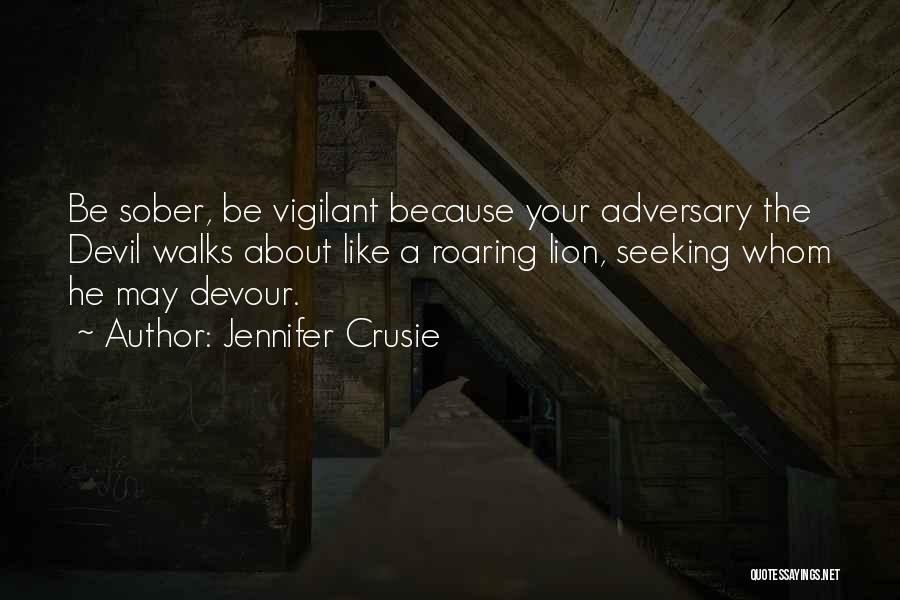 Devil Devour Quotes By Jennifer Crusie