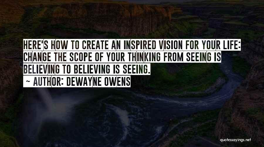 DeWayne Owens Quotes 1385068