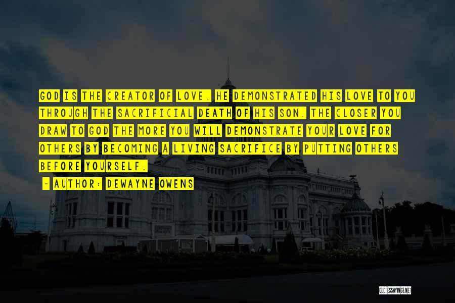 DeWayne Owens Quotes 1928247
