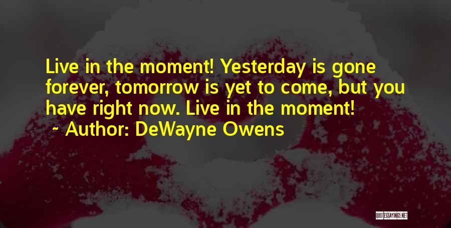 DeWayne Owens Quotes 717005