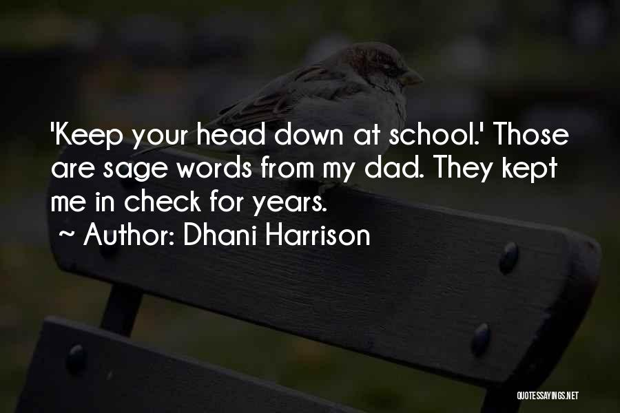 Dhani Harrison Quotes 1104967