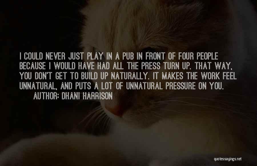 Dhani Harrison Quotes 1319057