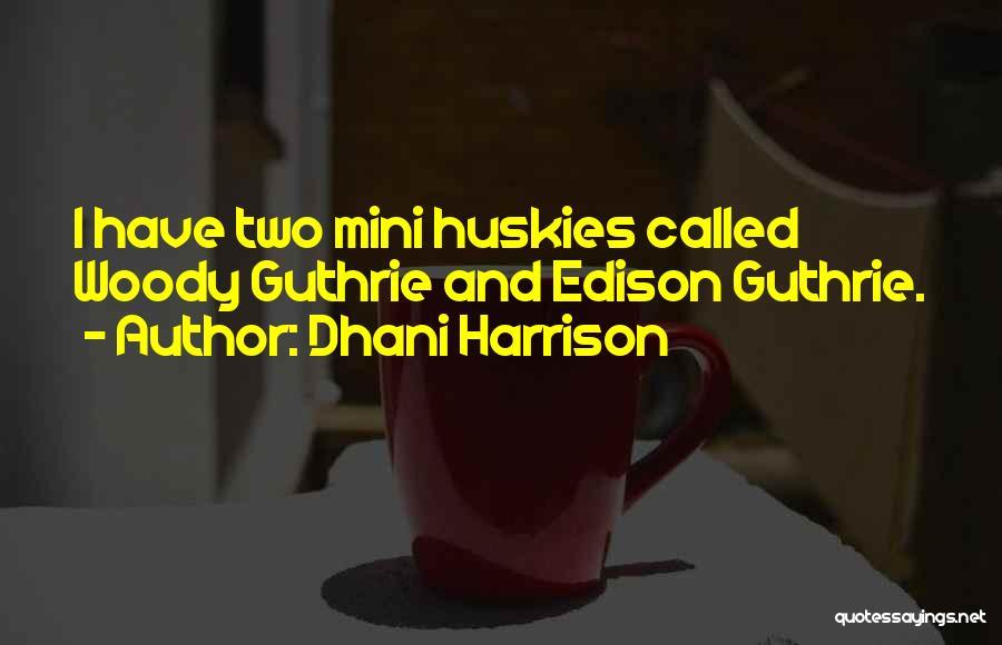 Dhani Harrison Quotes 906850