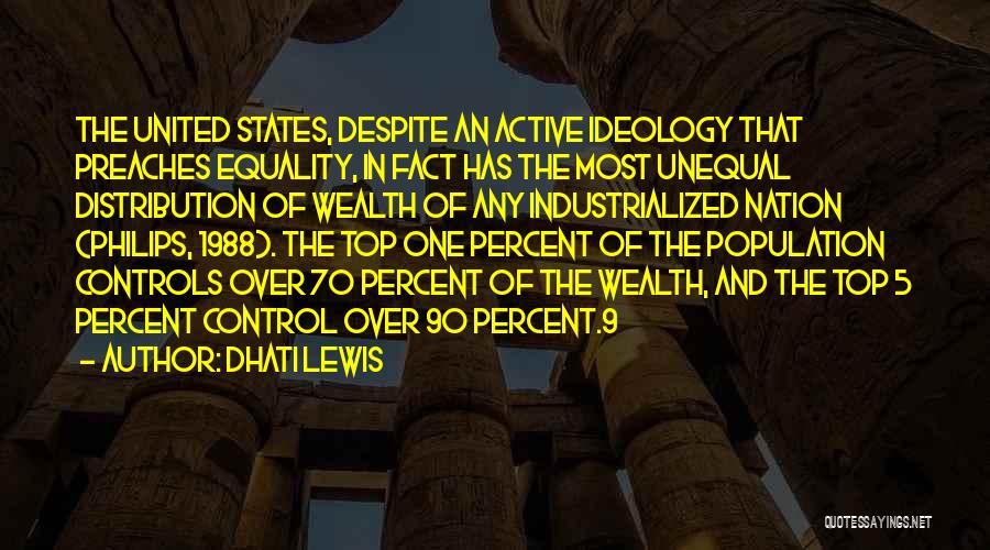 Dhati Lewis Quotes 1820279