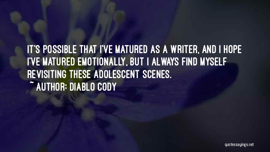 Diablo Cody Quotes 1185168