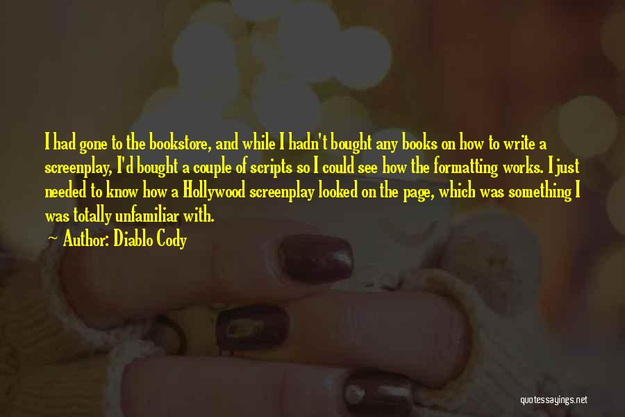 Diablo Cody Quotes 2206813