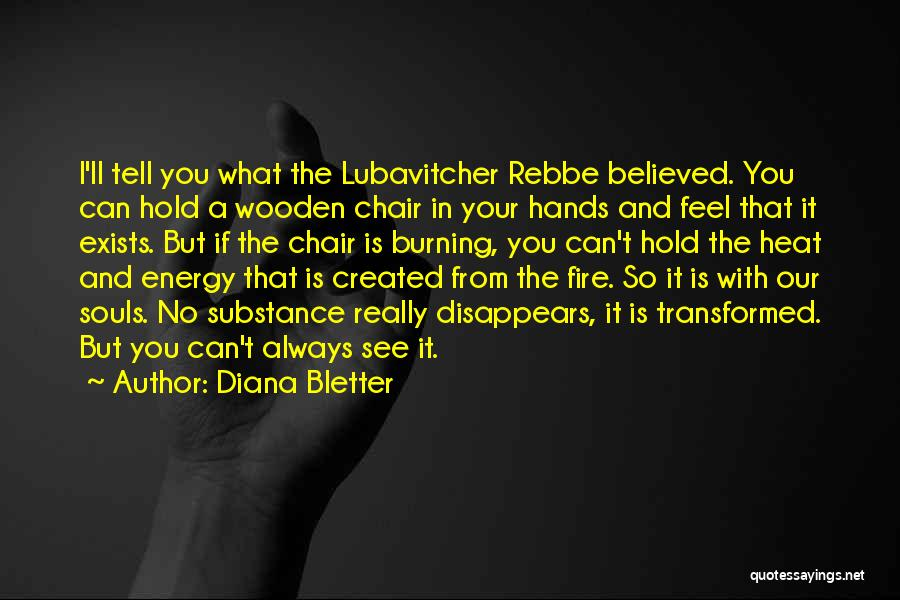 Diana Bletter Quotes 1575935
