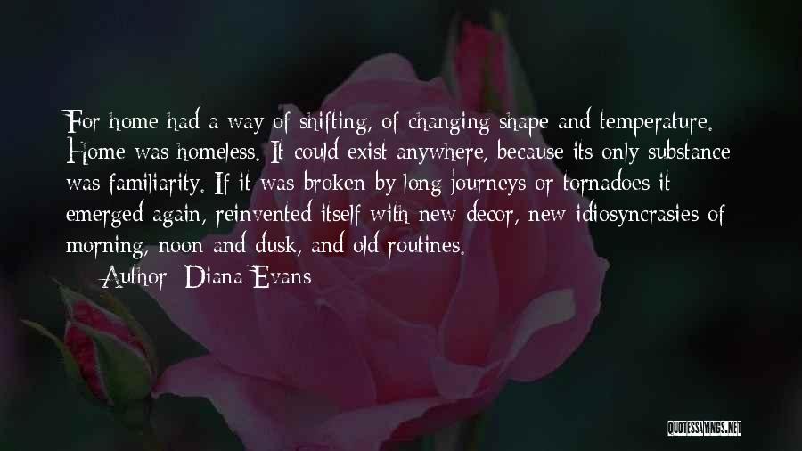 Diana Evans Quotes 1211542