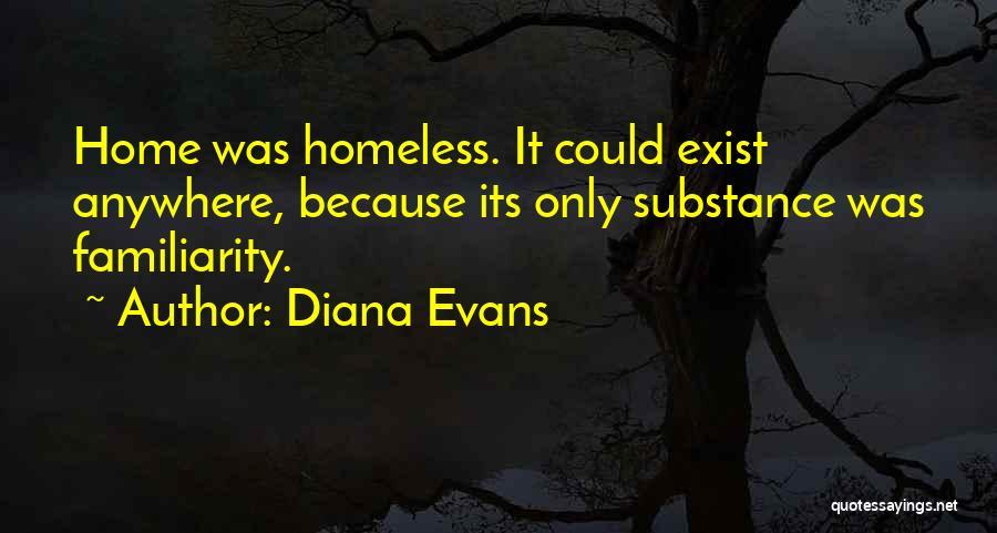 Diana Evans Quotes 551395