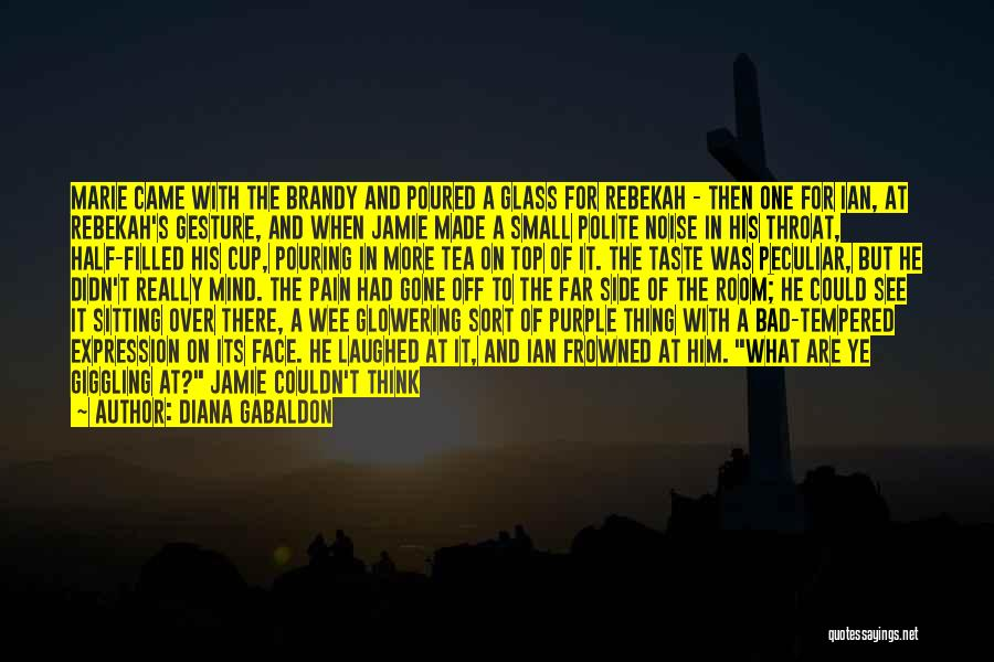 Diana Gabaldon Quotes 1319745