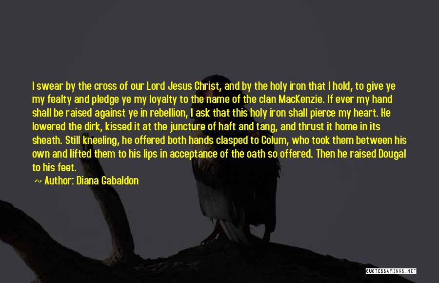 Diana Gabaldon Quotes 1372049