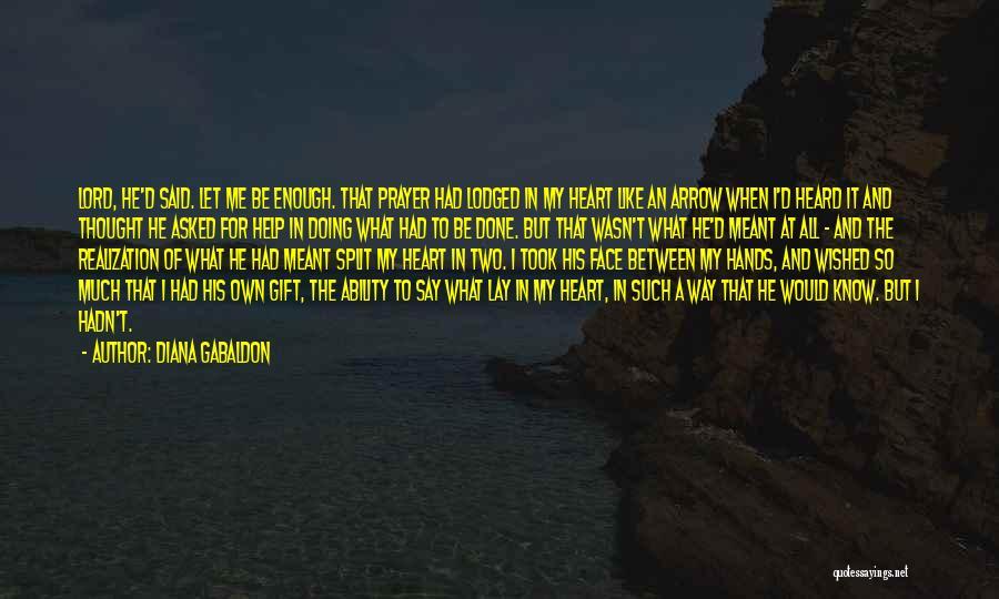 Diana Gabaldon Quotes 1788243