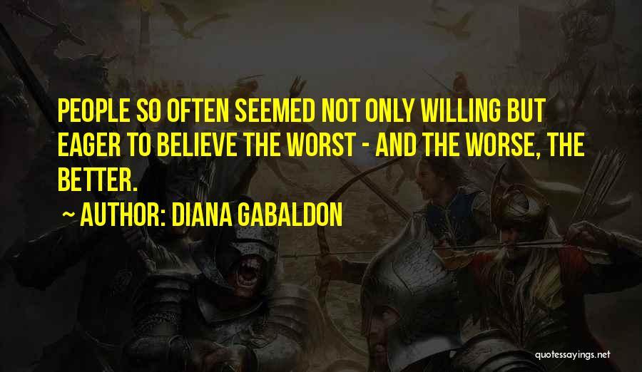 Diana Gabaldon Quotes 1798557