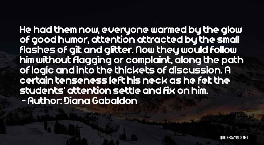 Diana Gabaldon Quotes 1857282