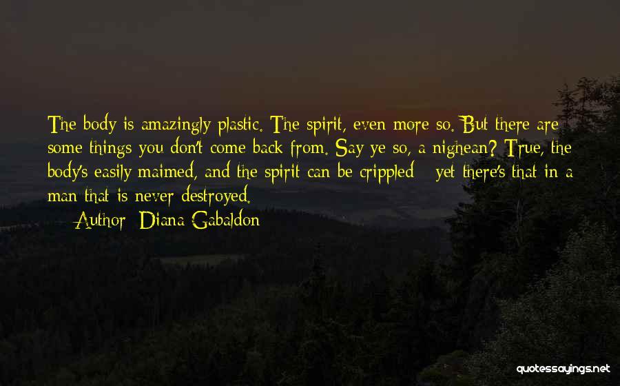 Diana Gabaldon Quotes 293581