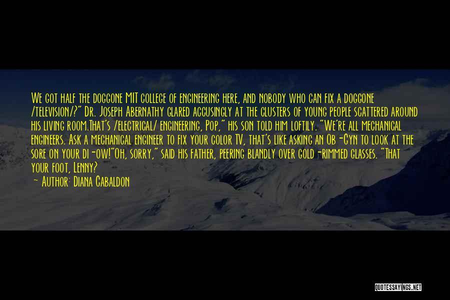 Diana Gabaldon Quotes 549953