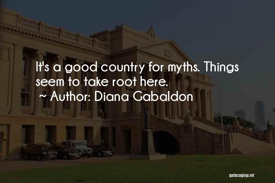 Diana Gabaldon Quotes 640820