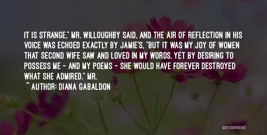 Diana Gabaldon Quotes 689140