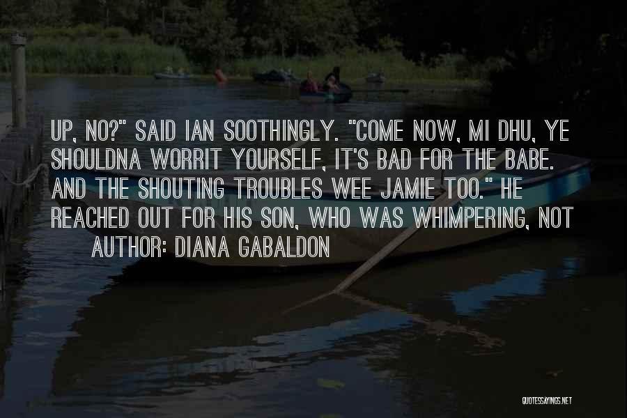Diana Gabaldon Quotes 730108