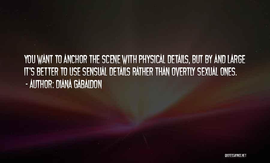 Diana Gabaldon Quotes 812382