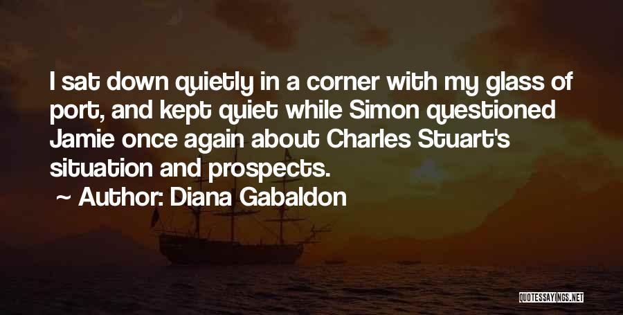 Diana Gabaldon Quotes 885946