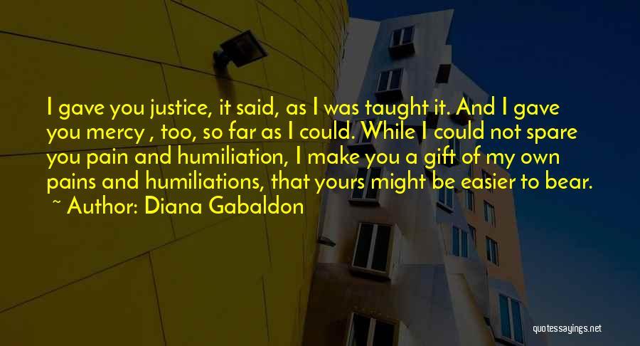 Diana Gabaldon Quotes 982547