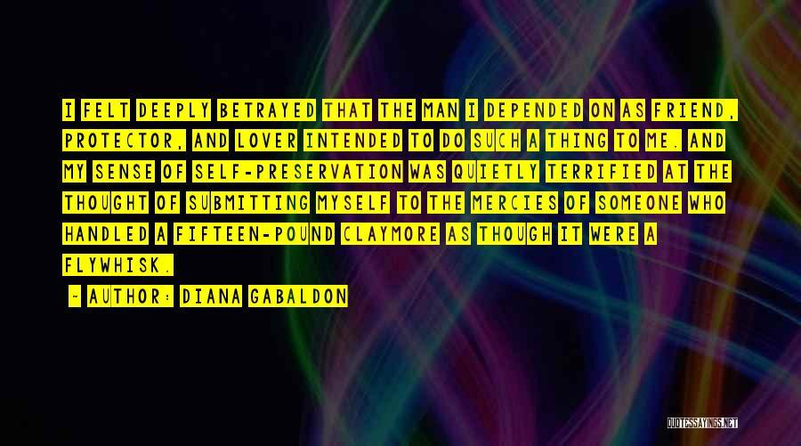 Diana Gabaldon Quotes 990709