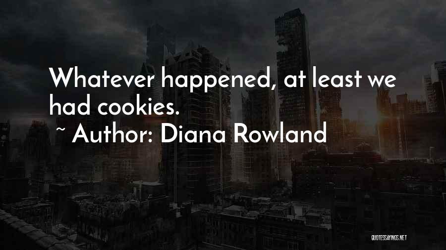 Diana Rowland Quotes 1036794