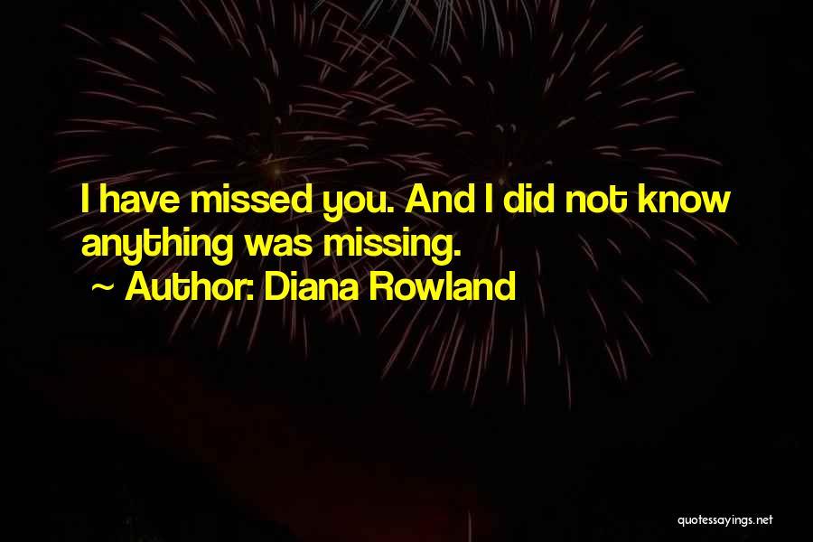 Diana Rowland Quotes 1167885