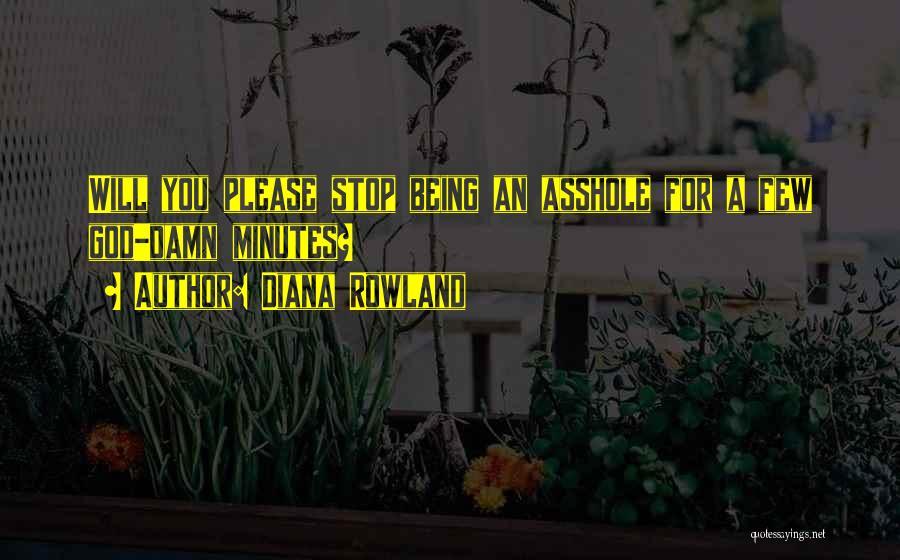 Diana Rowland Quotes 149021