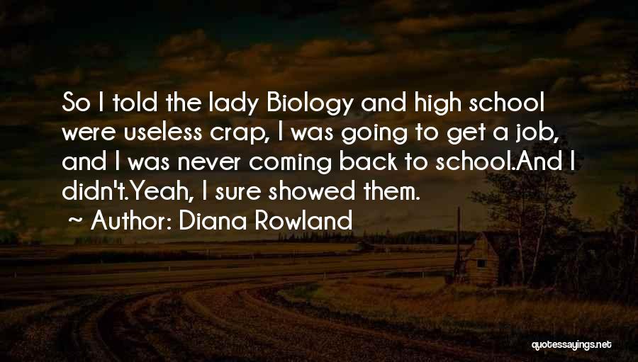 Diana Rowland Quotes 1621662