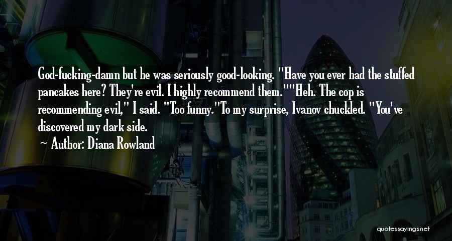 Diana Rowland Quotes 1969630