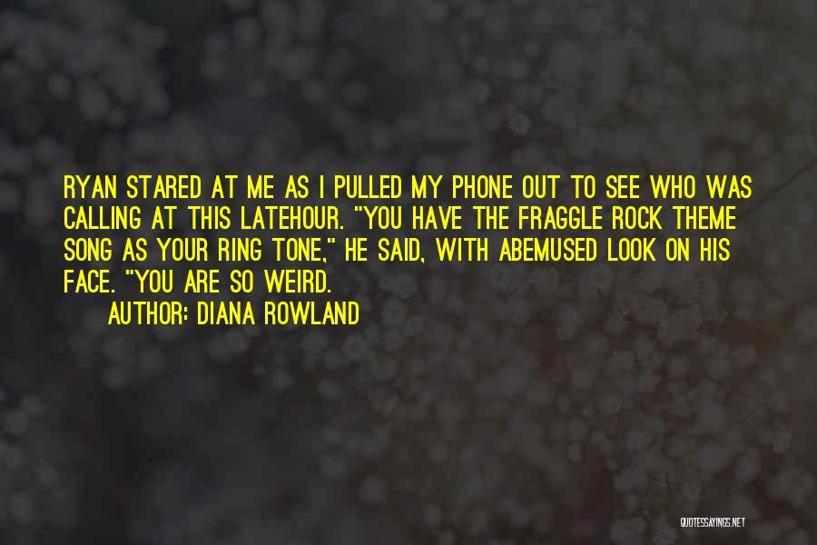 Diana Rowland Quotes 332457