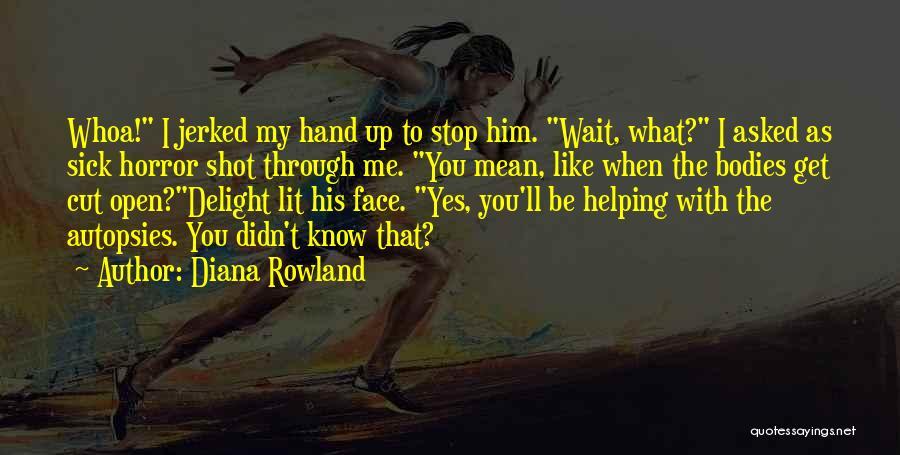 Diana Rowland Quotes 582965