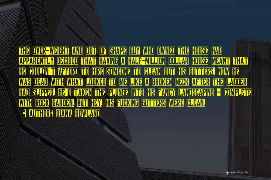 Diana Rowland Quotes 693871