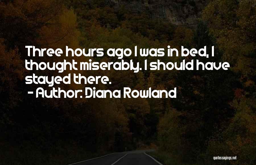 Diana Rowland Quotes 712156