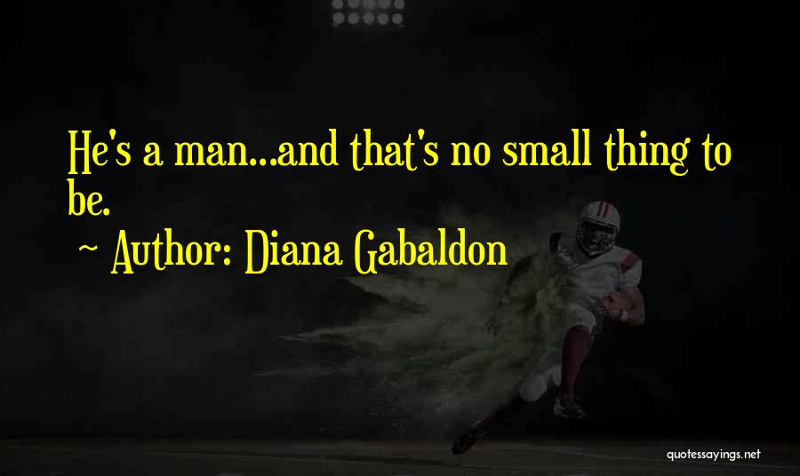 Diana's Quotes By Diana Gabaldon