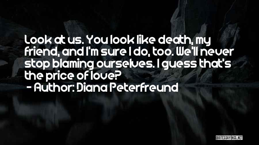 Diana's Quotes By Diana Peterfreund