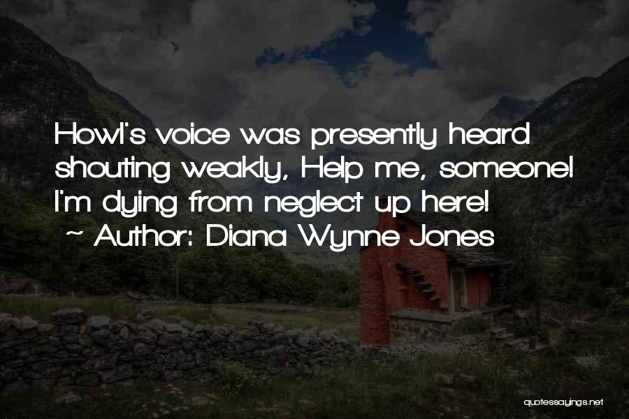 Diana's Quotes By Diana Wynne Jones