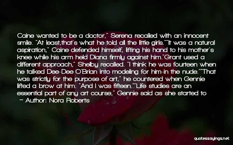 Diana's Quotes By Nora Roberts