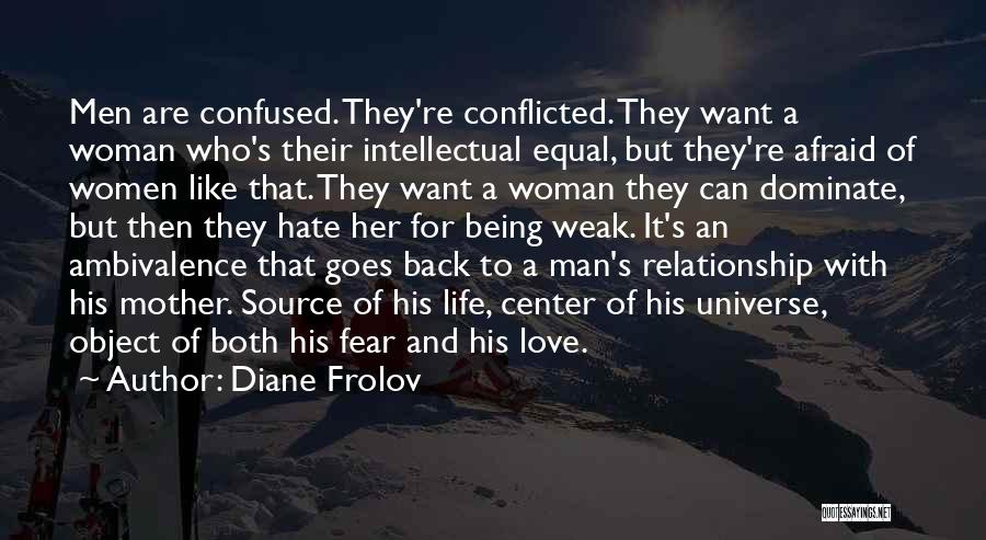 Diane Frolov Quotes 919464